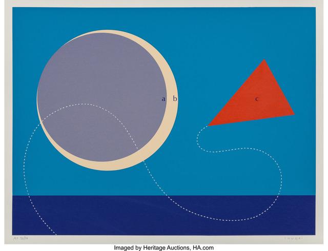 Kyohei Inukai, 'Red Kite', 1978, Heritage Auctions