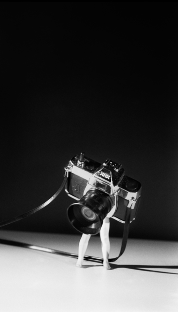 , 'Walking Camera (Little),' 1991, Salon 94