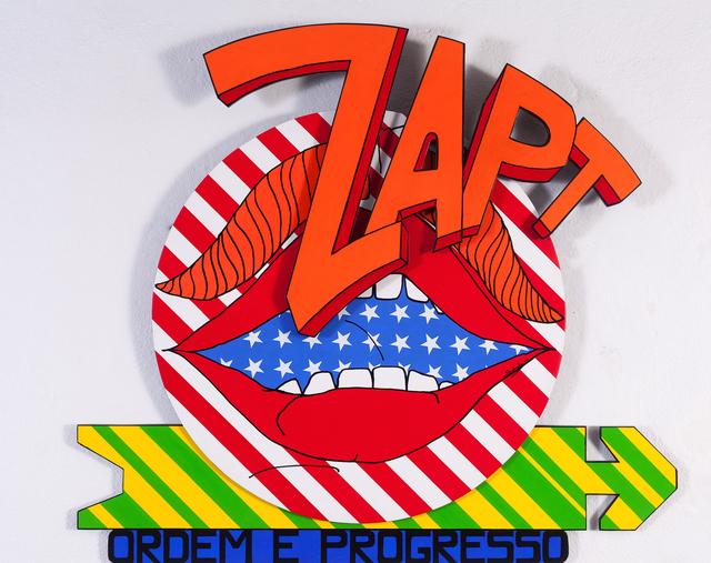 , 'Zapt,' 1967, EMMATHOMAS