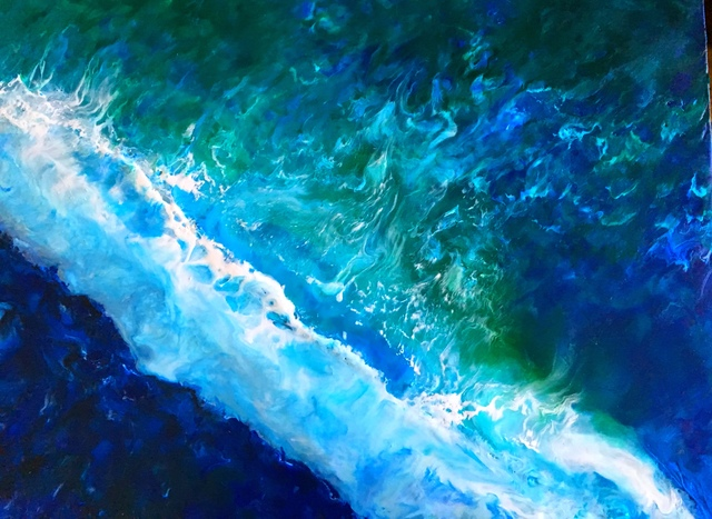 , 'Shifting Tide,' , Imlay Gallery
