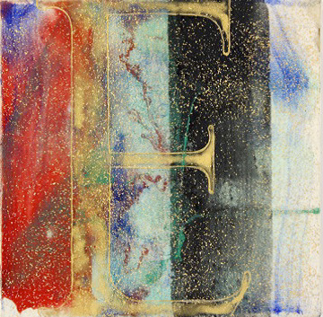 , 'E,' 2009, Artrue Gallery