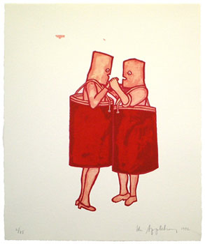 Ida Applebroog, 'Potatoe', 1992, Barbara Gross