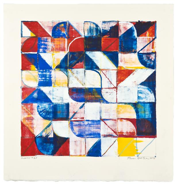 , 'Ellipses #25,' 2015, FRED.GIAMPIETRO Gallery