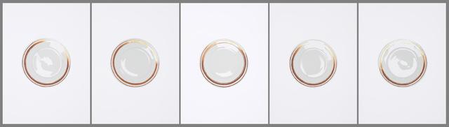 Luc Tuymans, 'Plates portfolio of 5 lithographs', 2012, Edition Copenhagen