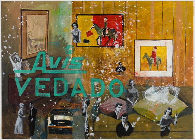 , 'Vedado (No. 19),' 2006, Track 16 Gallery