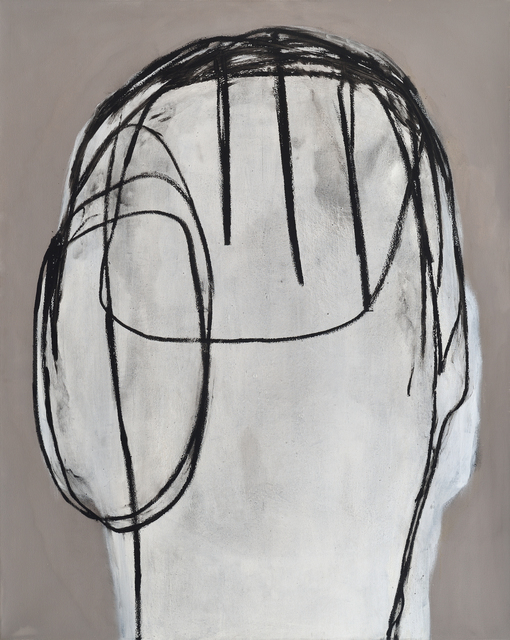 , 'Head painting #20,' , Galerie C.O.A