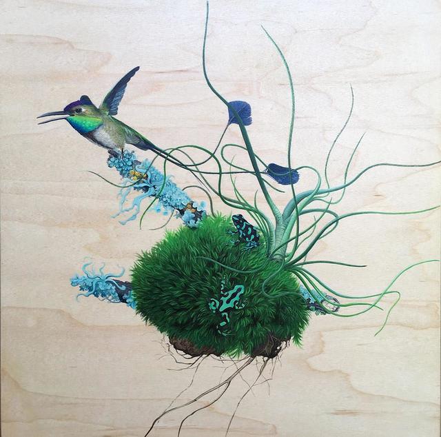 Tiffany Bozic, 'Kokedama', 2016, Beinart Gallery