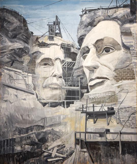 , 'Rushmore,' , Robischon Gallery