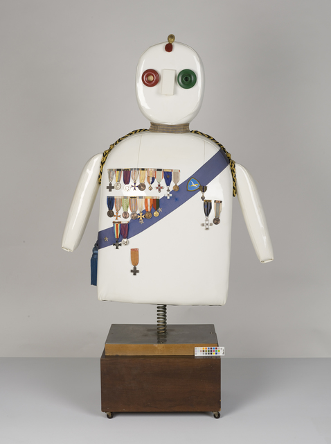 , 'Punching General,' 1969, MCA Chicago