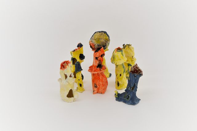 Marria Pratts, 'Mushrooms', 2021, Sculpture, Glazed ceramics, Everyday Gallery