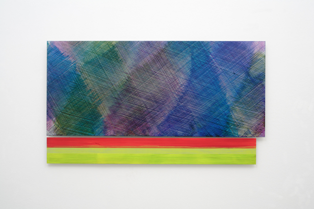 , 'composite painting #30,' 2014, Galerie Floss & Schultz