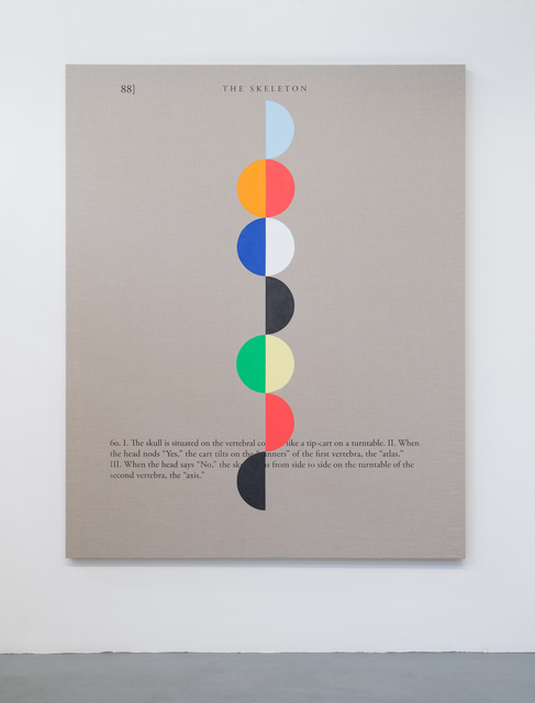 , 'When the heads nods yes, when the head says no,' 2017, KÖNIG GALERIE