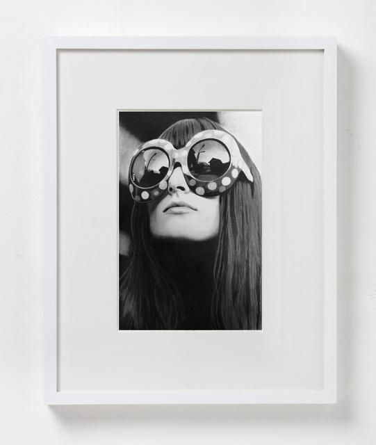 , 'Sunglasses,' 2018, Luce Gallery
