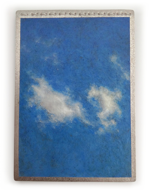 , 'Moment of Sky | Large Brooch III,' 2016, Sienna Patti Contemporary