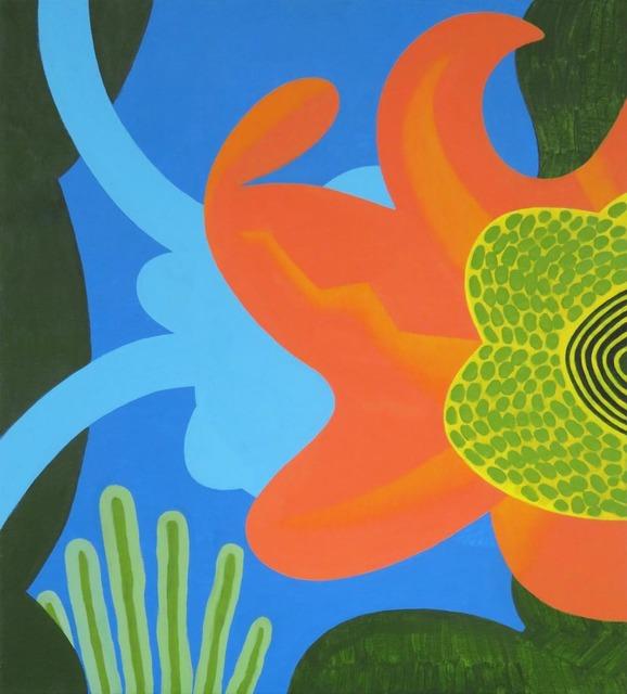 Joy Taylor, 'Under Water', 2021, Painting, Oil on linen, Garvey | Simon