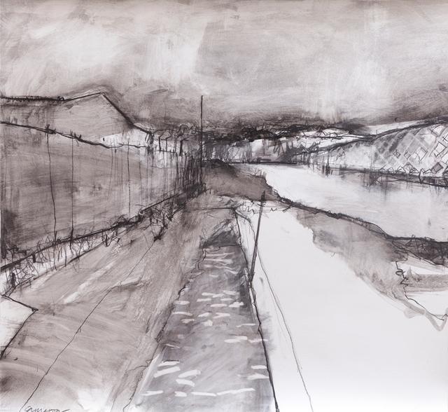 , 'Slipway, Montrose,' 2017, Tatha Gallery