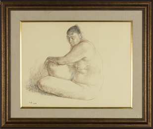 Desnudo de Esperanza