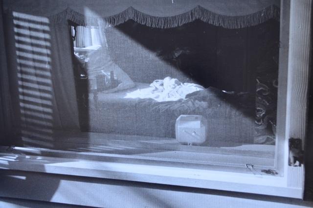 , 'bedroom,' 1982, °CLAIR Galerie