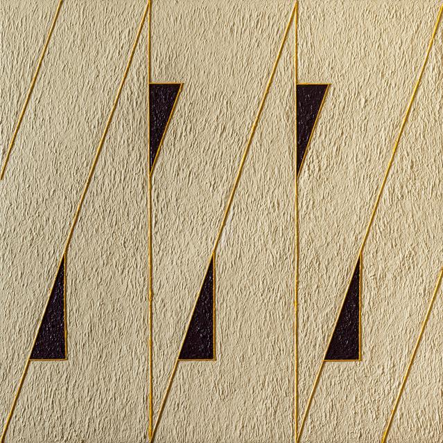 , 'Sunbeams on the Palace Wall,' 2014, Tufenkian Fine Arts