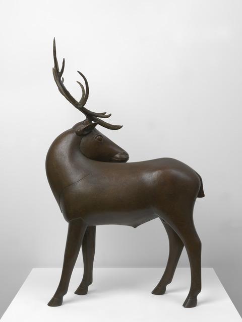 , 'Wapiti (petit),' 1988, Ben Brown Fine Arts