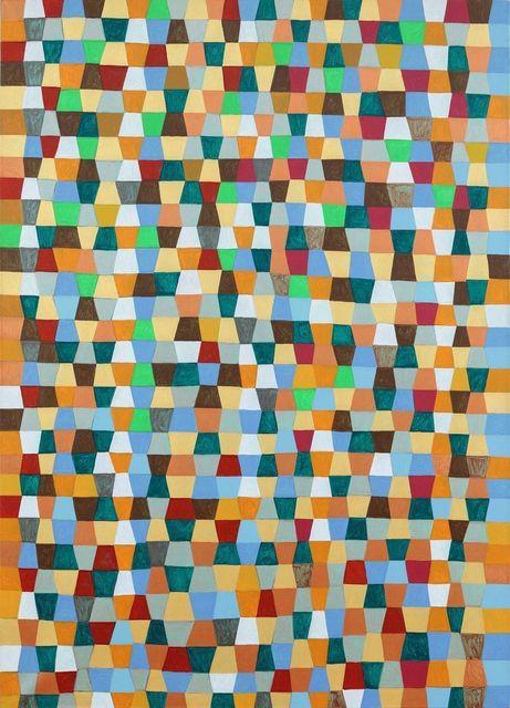 , 'El sol en sombras II,' 2012, Praxis