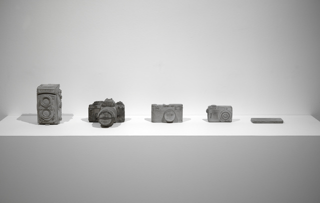 , 'Fossilised,' 2012, White Cube