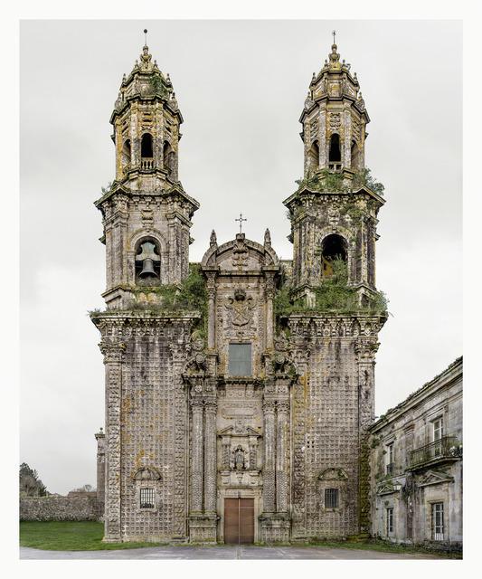 , 'Sobrado dos Monxes, Monasterio de Santa Maria, from the series Facades,' 2013-2014, Yossi Milo Gallery