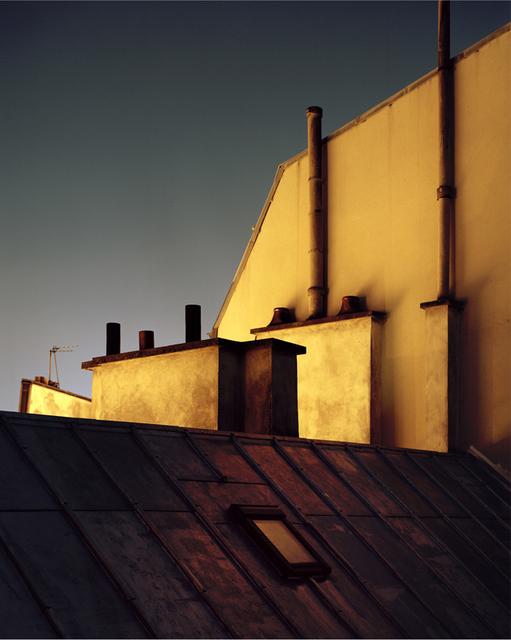 """, '""""Sur Paris"""" #77,' 2012, Galerie Thierry Bigaignon"""