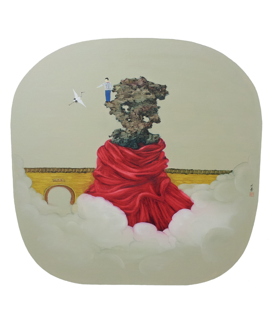 Lu ChengXiang, 'Modern tamptation', 2012, ART LEXÏNG