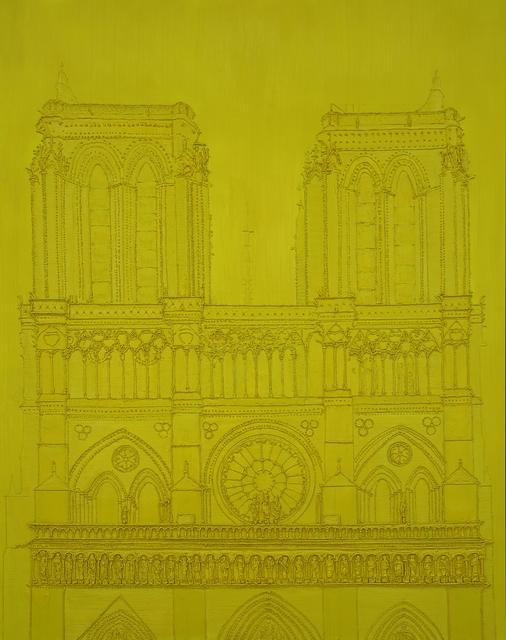 , 'Notre Dame de Paris 巴黎圣母院,' 2016, Art+ Shanghai Gallery