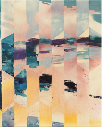 , 'Sundown,' 2017, Galerie Kornfeld