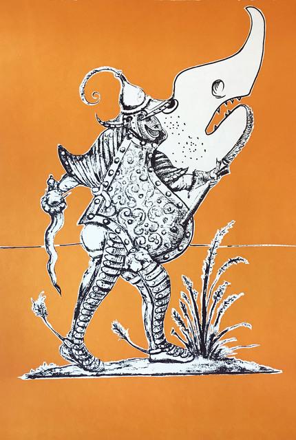 Salvador Dalí, 'Les Songes Drolatiques De Pantagruel', 1973, Print, Celami ( Carpetier & Wajntraub/Ethis, Paris France), BOCCARA ART