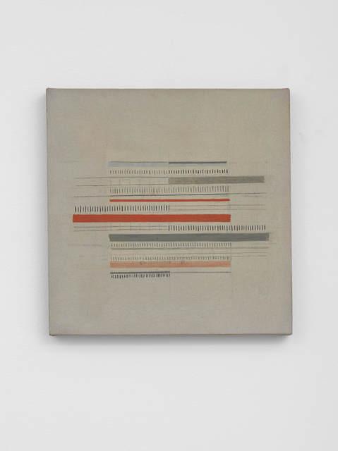 , 'Scrittura n.2,' 1974, Richard Saltoun