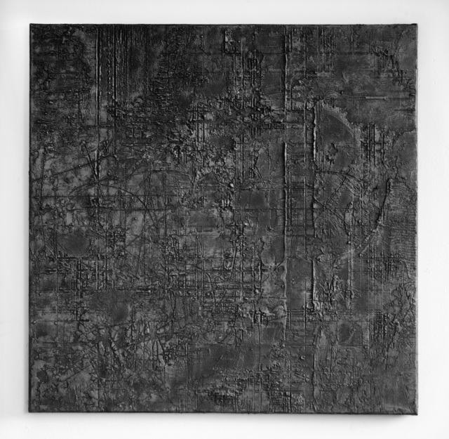 , 'Black and Graphite #1,' 2017, Gallery Elena Shchukina