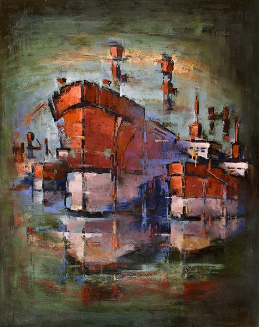 Tilemachos Kyriazatis, 'Minos', 2017, Rebecca Hossack Art Gallery