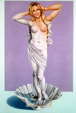 Transfiguration of Galatea #3