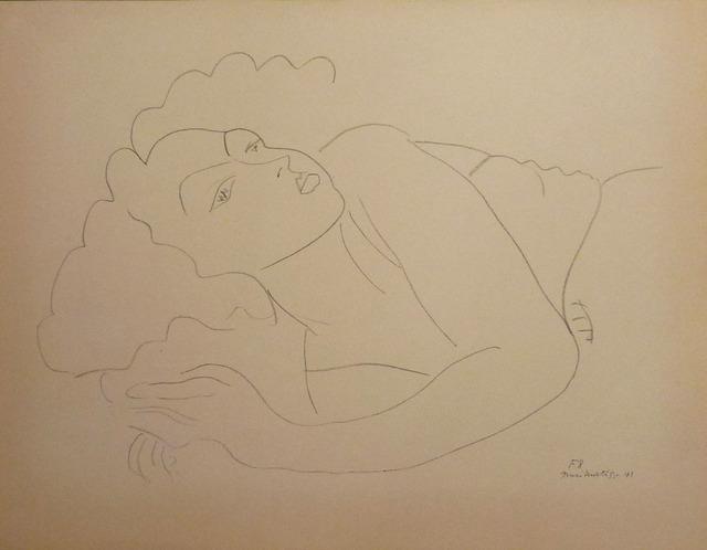 , 'Folder/Suite Thèmes et Variations,' 1943, Imaginart Gallery