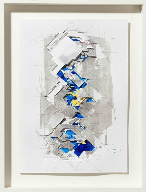, 'UnPlot c5,' 2018, Galerie Ron Mandos