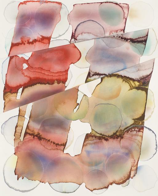 Barbara Nicholls, 'Slip Fault No. 17', 2018, JGM Gallery