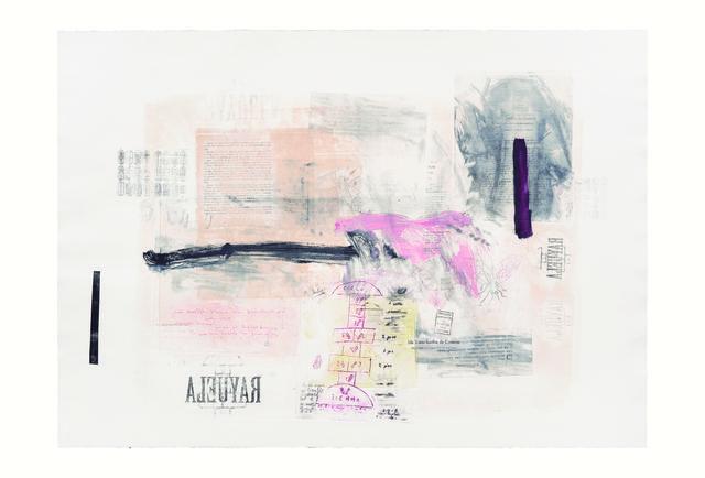 , 'Serie Cortazar, Monoprint A,' 2015, Artemisa Gallery