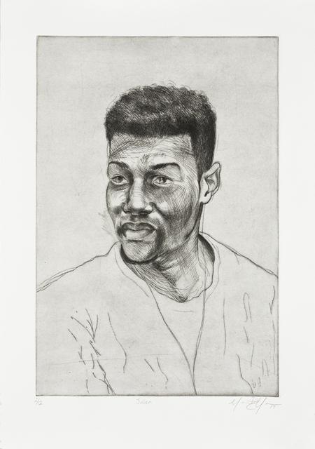 Mario Moore, 'Jalen', 2019, David Klein Gallery