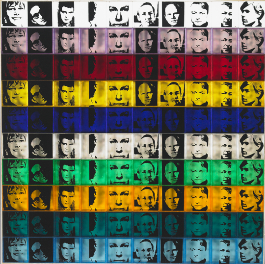 , 'Portraits of the Artists,' 1967, Vertu Fine Art
