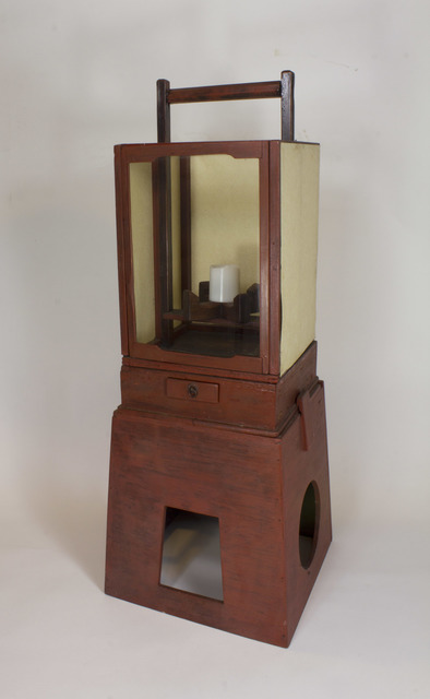 Unknown Japanese, 'Candle Lamp', early 20th century, LongHouse Reserve Benefit Auction