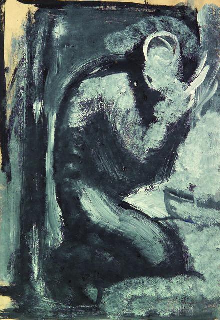 , 'Figure,' ca. 1945, Brun Fine Art