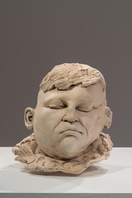, 'Head #4,' 2016, Eutectic Gallery