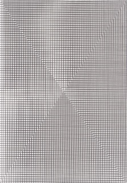 Caroline Kryzecki, 'KSZ 50/35-64', 2016, Patrick Heide Contemporary