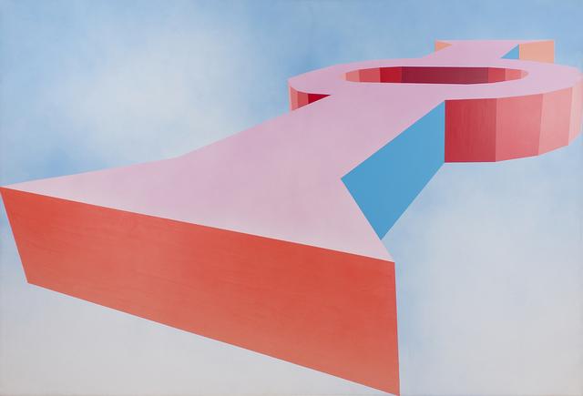 , 'Keyhole,' 1971, Eric Firestone Gallery