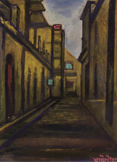 , 'Untitled (Street Scene),' , Aicon Gallery