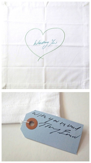 Tracey Emin, 'Wanting You (with hand signed tag)', 2014, Alpha 137 Gallery