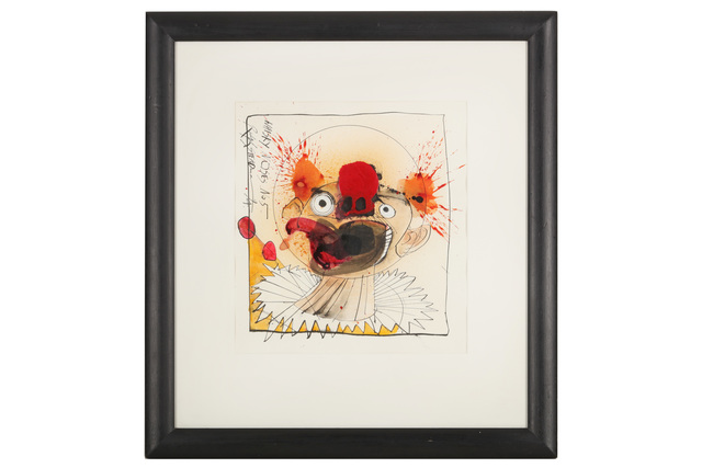 Ralph Steadman, 'Whiskey Nose No.5', Chiswick Auctions